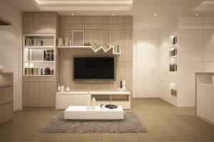 Meubles, Salon, Modernes, Design D'Intérieur, Accueil
